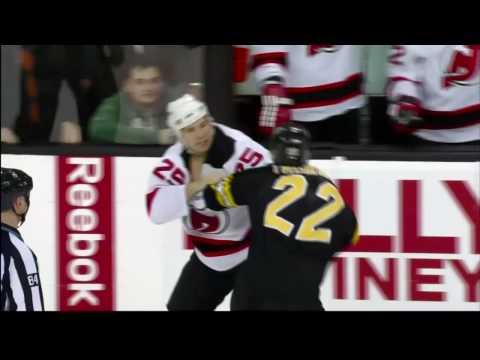 Shawn Thornton vs. Andrew Peters