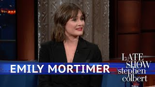 Emily Mortimer Got Rid Of A Boyfriend