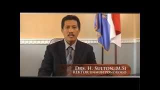 preview picture of video 'COMPANY PROFILE UNIVERSITAS MUHAMMADIYAH PONOROGO'