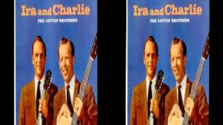 I Wonder Where You Are Tonight ~ Ira & Charlie Louvin