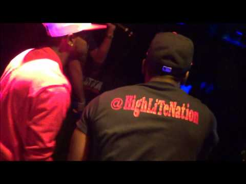 HighLiTe Nation Performance Live from Caribbean Hut