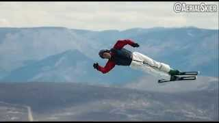 Take Flight - How freestyle skiers train jumps for the Olympics