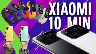 RESUMEN del EVENTO de XIAOMI EN 10 MIN: Mi 11 Ultra, Mi 11i, Mi Smartband 6, Mi 11 Lite 5G y más