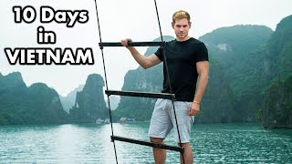 VIETNAM TRAVEL GUIDE: How to see Vietnam in 10 Days! (2020)