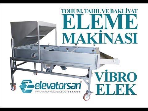 ELEVATORSAN SIEVE