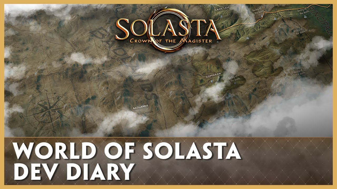 Dev Diary: The World of Solasta