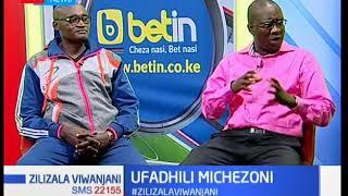 Mlinda lango wa timu ya Telkom-Cynthia Akinyi atunukiwa: Zilizala Viwanjani