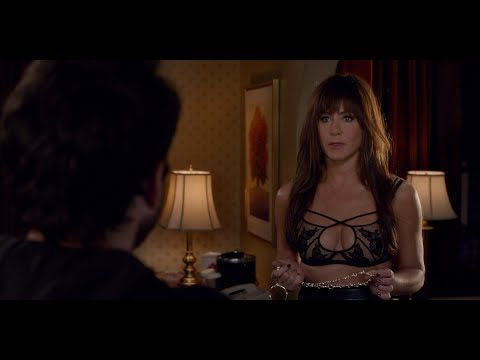 Horrible Bosses 2 - Jennifer Aniston sexy scene