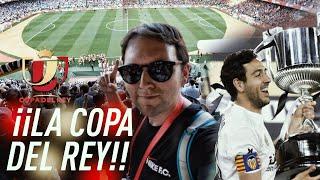 ¿EL MEJOR AMBIENTE DEL AÑO EN UN PARTIDO DE FÚTBOL? 😱 Valencia Barça Copa Del Rey    Vlog 149
