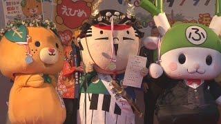浜松の「家康くん」が優勝ゆるキャラGP