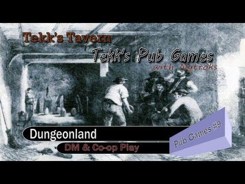 Dungeonland dohazování server