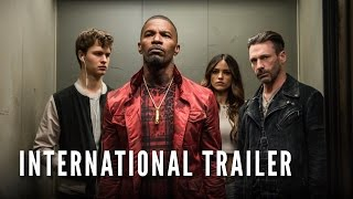 BABY DRIVER  Official International Trailer HD