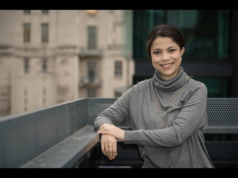 Conozca a la becaria Santander: Diana Navia, de Colombia