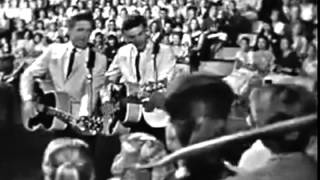 """The Everly Brothers """"Cathy's Clown"""""""