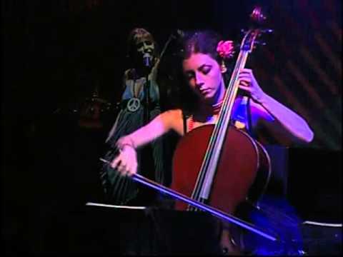 Fabiana Cantilo video Nada es para siempre - ND Ateneo 2007