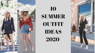 10 Summer Outfit Ideas | Fashion Over 40