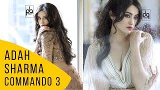 Shoot with Gorgeous Adah Sharma