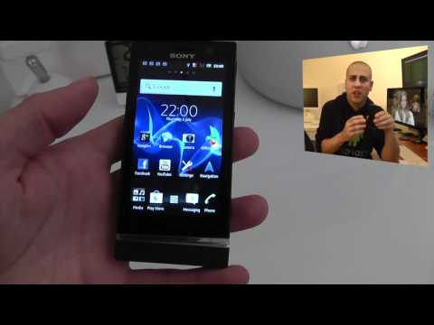 Sony Xperia U Full Review