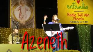 Azeneth Gonzalez...Viva Cristo Rey/Mi Virgen Ranchera