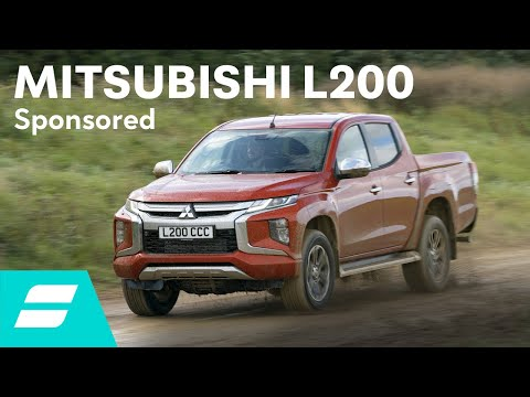 Erin Baker and Vicki Butler Henderson drive the Mitsubishi L200 at Goodwood (sponsored content)