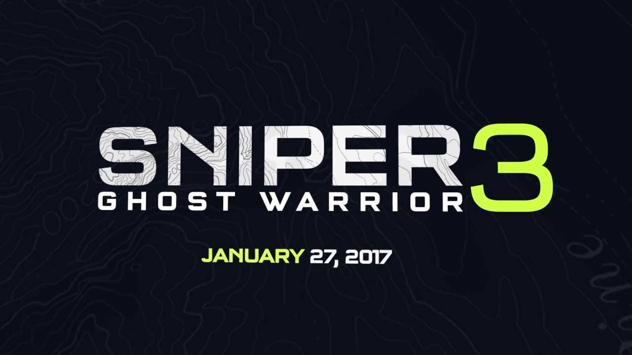 Trailer di Sniper: Ghost Warrior 3