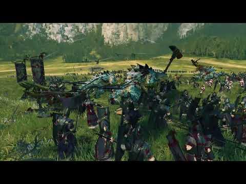 Glory Mod: Dark Elves - Mods - Total War: Warhammer 2 - смотреть