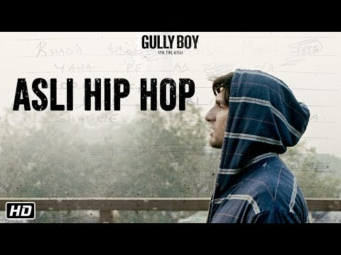 Gully Boy - Movie Trailer Image