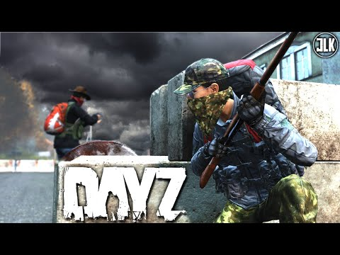 The FIGHT for DayZ Survival...