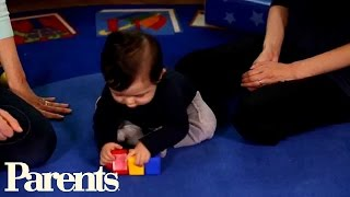 Signs Your Baby is Learning to Sit Up   Parents