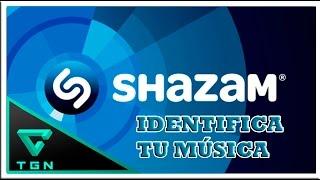 Shazam Apk Full [ Identifica Y Descarga Tu Música ] En Android 2018.