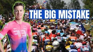 Why there's High Turnover in Professional Cycling (with Pro Simon Clarke)