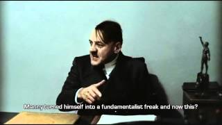 Hitler is asked about the Pacquiao-Bradley fight.
