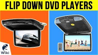 10 Best Flip Down DVD Players 2019