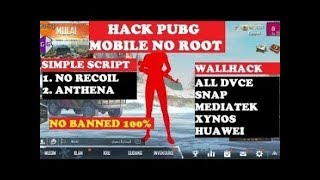 pubg mobile hack gameplay cheats aim no recoil download - TH