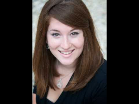 """Emily's Aria"" from Our Town by Ned Rorem (Amanda Baker, Soprano 2017)"