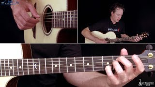 Love Of My Life Guitar Lesson (Acoustic) - Queen