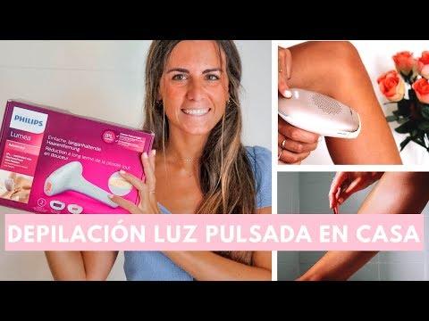 Depilación Luz Pulsada en casa 2018 | Philips Lumea ♡ 2 años de experiencia