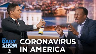 Coronavirus Hits America - Is This How We Die?   The Daily Show