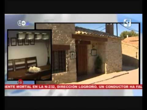 Visitaragon. Casa El Rincón del Mielero. Fuendetodos (Zaragoza).wmv