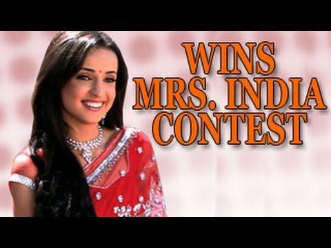 Khushi WINS MRS India CONTEST in Iss Pyaar Ko Kya Naam Doon 20th November 2012