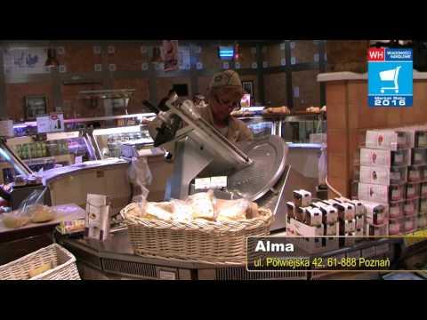 Market Roku 2016: Alma w poznańskim Starym Browarze