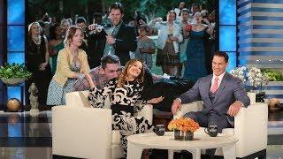 Leslie Mann Talks About John Cena's 'Butt Meat'