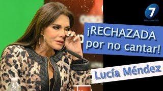 ¡RECHAZADA Por No Cantar! Lucía Méndez / ¡Suéltalo Aquí! Con Angélica Palacios