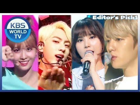 2016 Music Bank Winner Songs | 2016 뮤직뱅크 1위 노래 [Editor's Picks / MUSIC BANK]