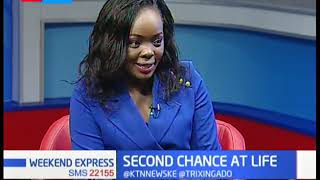 Beyond the Scars: Second chance at life   Weekend Express