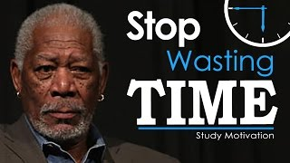 STOP WASTING TIME - Part 1 | Motivational Video For Success & Studying (Ft. Coach Hite)