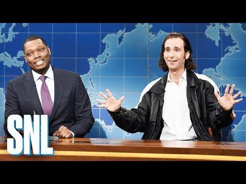 Weekend Update: Bruce Chandling on Thanksgiving - SNL
