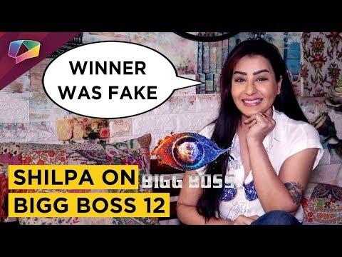Shilpa Shinde UNHAPPY With Bigg Boss 12 | Calls Jo