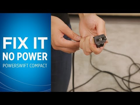 What to do when your PowerSwift™ Compact has No Power Video