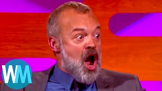 Top 10 Most Memorable Graham Norton Show Moments